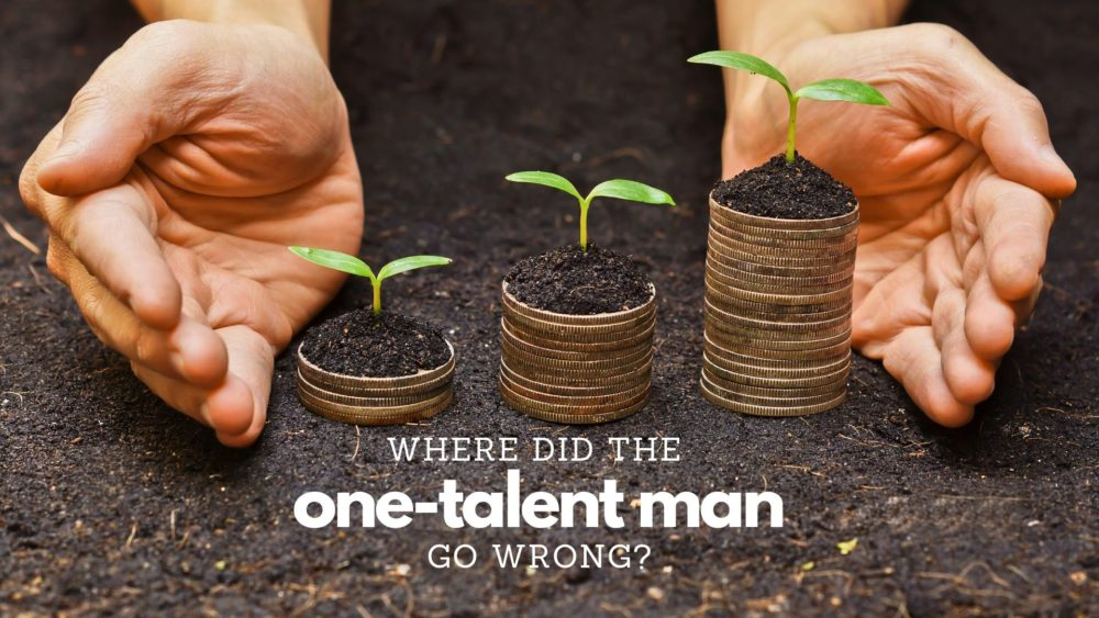 What Happened to the One-Talent Man? Image
